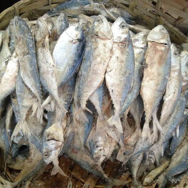 Kanangeluthi Karuvadu/Dry Fish (Salted)