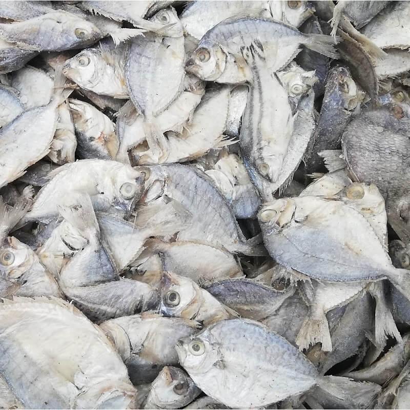 Malabar Trevally Karuvadu/Dry Fish Salted - 500gm